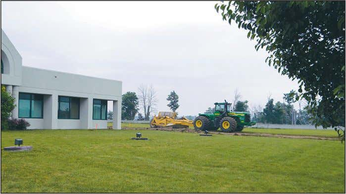 National Bank Breaks Ground on Operations Center Expansion Citizens National Bank broke ground June 11 on