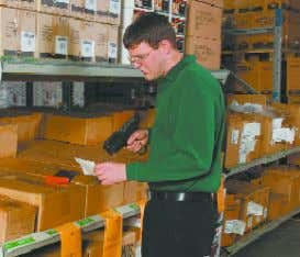 Control and Management • AIB Superior Rated Facilities A Full Service Distribution Center With over 2.5
