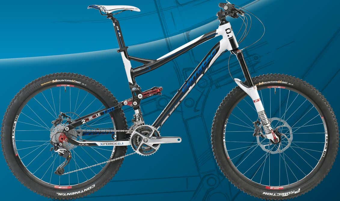 geometry for efficientuphillandsuperb downhill qualities. 2CIRCLE SUSPENSION 2CIRCLE SUSPENSION LPC / LPC 1,5""