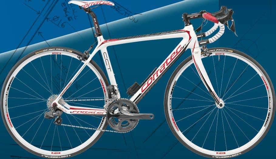 highlights for extreme value in its high-class race segment. CCT TEAM ULTEGRA DI2 Frame CCT Carbon