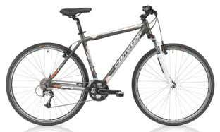 AUFGABEN X-VERT CROSS TREKKING BIKES FOR BUMPY OCCASIONS X-VERT X-COUNTRY Frame Ultra Light Tubing Powershape
