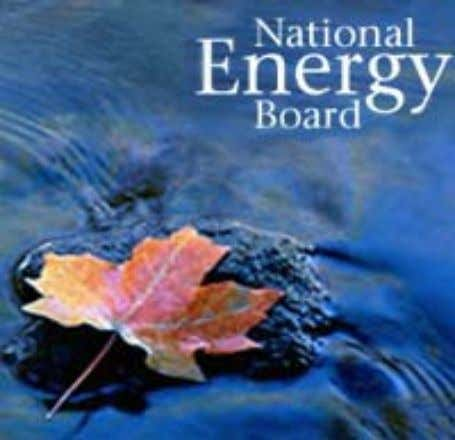 Ken Colosimo Technical Leader, Audits Operations National Energy Board ken.colosimo@neb-one.gc.ca Tel: 403-292-4926 Slide