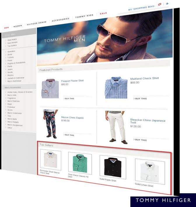 "chance"" checkout  ""No Result"" Search results page ATG Recommendations Webinar 