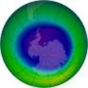 Total Ozone from July to December July October August November S e p t e m