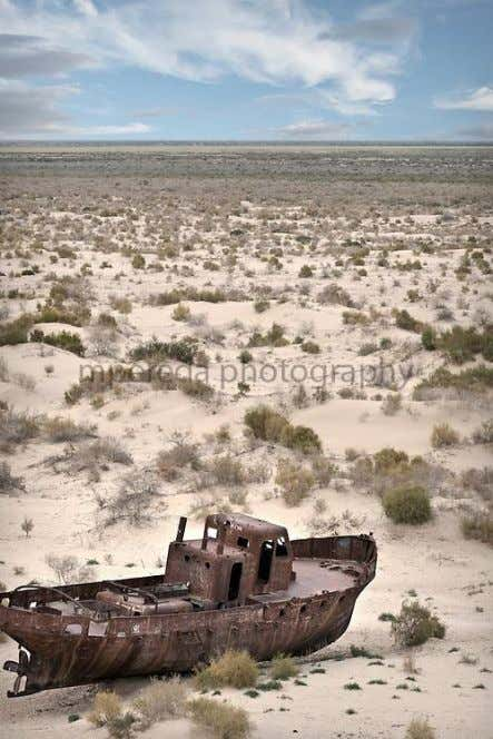 Aral Sea: A Man-Made Disaster