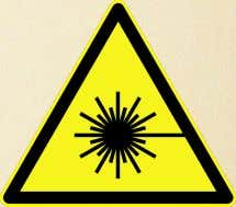 Please adhere to all Electrical Safety warnings (p. 5). LASER RADIATION AVOID DIRECT EYE EXPOSURE 4