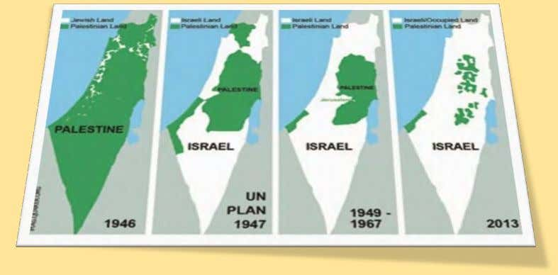 Expansion of Israeli borders is not a conspiracy theory but an undeniable historical fact! After