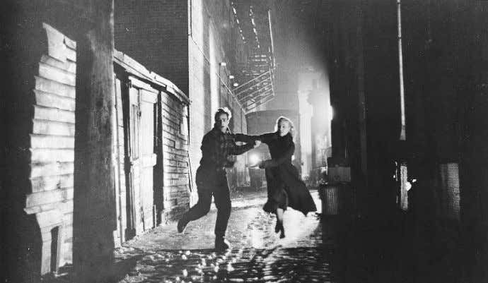 Film still, On the Waterfront (dir. Elia Kazan, 1954). ©1954, renewed 1982 Columbia Pictures Industries,