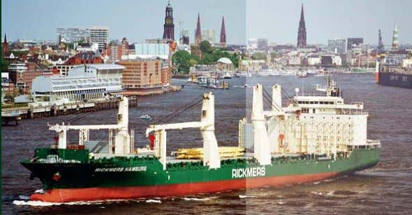 duesseldorf@rickmers.net   Fax:   E-mail: RICKMERS STANDARD RICKMERS-LINIE For Stowage And Securing Of