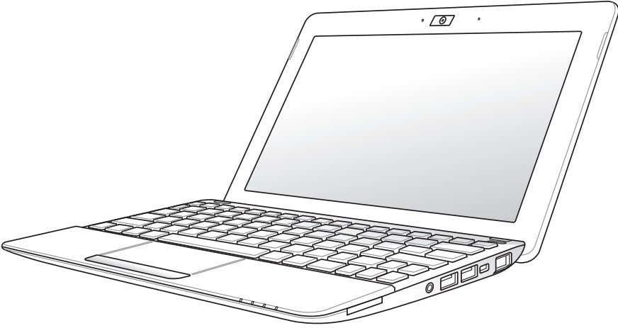 I6701 Eee PC Manuale Utente Windows ® 7 Edition Eee PC Serie 1011/1015/ R051/R011