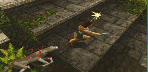 Tomb Raider ■ Developer: core DeSign ■ Year releaSeD: 1996 ■ Genre: action aDventure 18