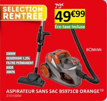 aSpIrateUr SaNS Sac BS971cB oraNGe (1) 31010994