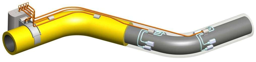 6 SPE 145451 Figure 4: A ROV installable solution of ClampOn's subsea CEM used for the