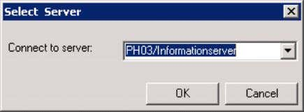 web site, the computer name is sufficient.) 54 Figure 3-55 Installing and Commissioning of PH/IS V