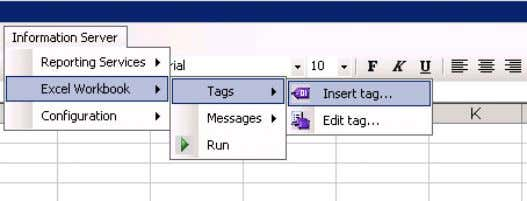"Workbook>Tags>Insert tag"". Figure 3-57 Installing and Commissioning of PH/IS V 1.2, Item-ID:"
