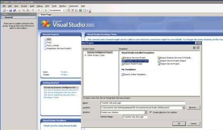 Open solution explorer using Ctrl + Alt +L or go to view and select solution