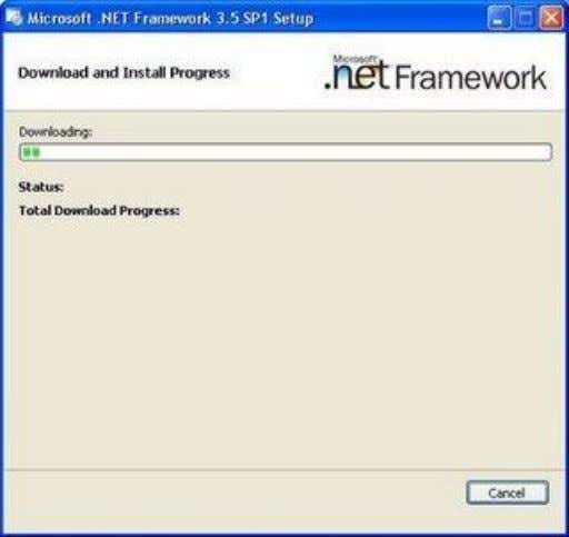 install the .Net Framework and Windows Installer 4.5 if require d. My installation Screen is as