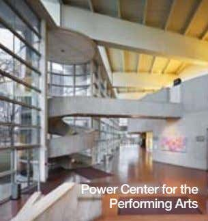Power Center for the Performing Arts