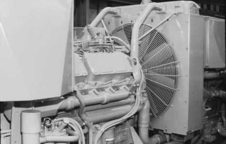 requirements must be compared to radiator fan capabilities. • Intake and exhaust ventilators may have movable