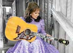 Public Library. vinelandlibrary.org or 856- 794-4244. Loretta Lynn in Lancaster, Pa. The Dividing Creek Historical