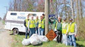 membership. For more infor- mation contact www.sjr-scca.org Millville Soccer Association Complex Cleanup Thank you to