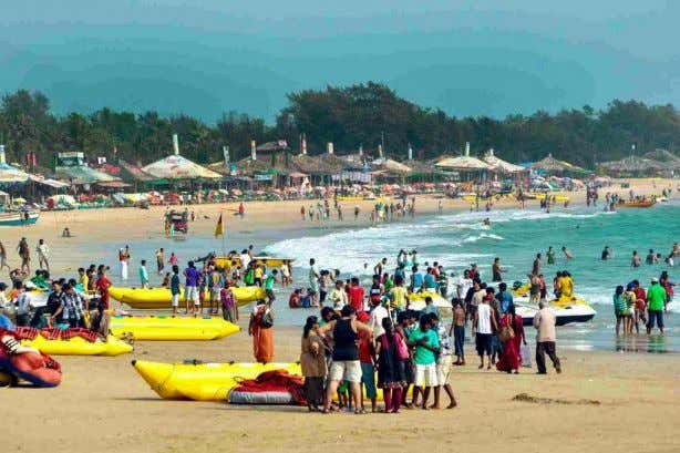 Goa-At a Glance Welcome to the state of Goa (A Video Documentary Script) By Prof. A.