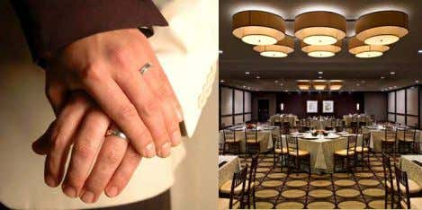 Celebrate Your Special Day at Hyatt Regency Washington In support of Washington, DC's new same-sex marriage
