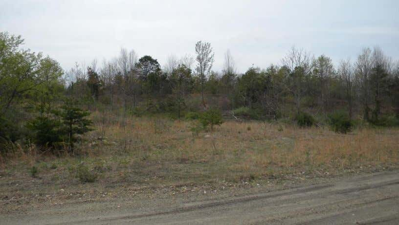 B - Site Photos (Access roads present throughout the site) (Large sections of ridge-top land suitable