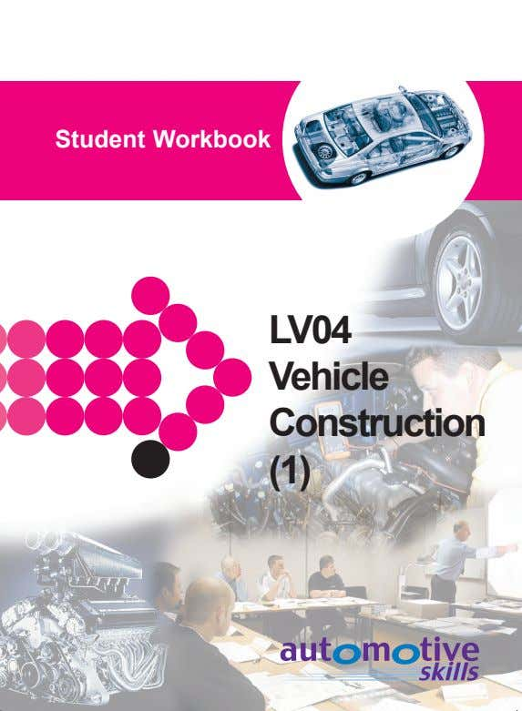 Student Workbook LV04 Vehicle Construction (1)