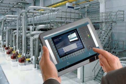 with Profibus or Profinet Simatic apps Quick mobile access S imatic apps are independent software applications