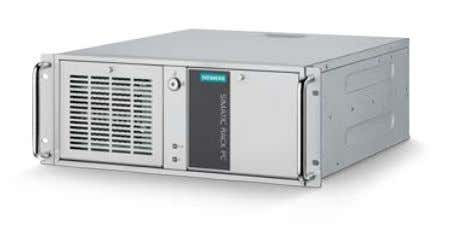 PC-based automation | advance product news 1/2014 Simatic IPC347D industrial PC Entry-level industrial rack PCs Simatic
