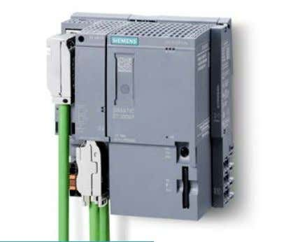 as with a standard interface module. siemens.com/et200sp New features • Integrated CPU and Profinet connection