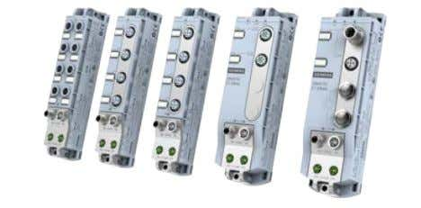 ports for flexible connection • I-Device functionality Simatic ET 200AL I/O devices in IP65/67 for handling