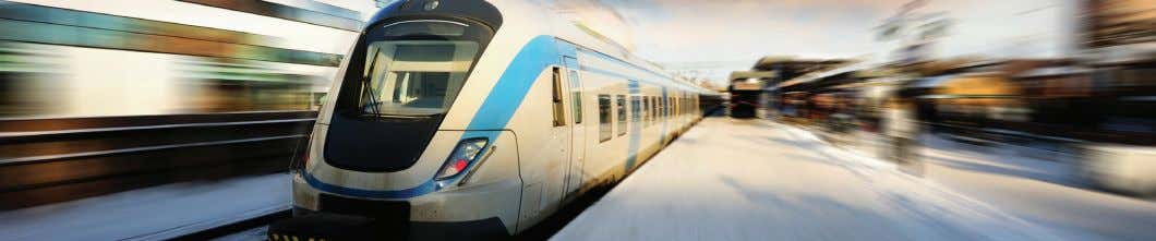 USABLE THROUGHPUT TO TRAINS TRAVELING AT UP TO 200MPH/320KMH WIRELESS BROADBAND CONNECTIVITY AT HIGH SPEED FLUIDITY,