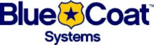 Blue Coat Systems Port 80 Security Appliance Command Line Reference