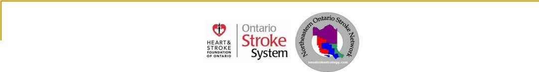 Understanding Stroke Brain Anatomy and Cerebral Circulation Cathy Corrigan-Lauzon HRSRH Enhanced District Stroke Program Revised June