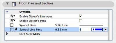 "checkbox and change the ""Symbol Line Pens"" value to six. 8 Click OK to return to"