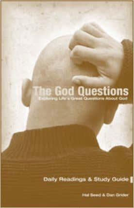 and family in a group setting. Look for The God Questions at your local Christian bookstore