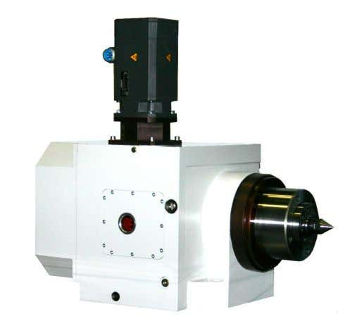 - Radial runout max. 0.003mm - Centre heights 200mm, 250mm, 300mm - max. workpiece weight: 280