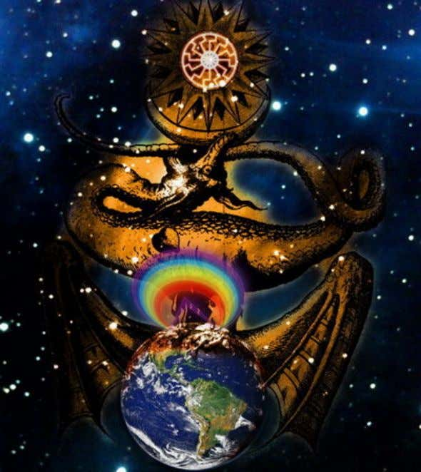 Earth's invisible heart flushes your deeds, dark matter it bleeds Human Heart Frequency, Earth Spark