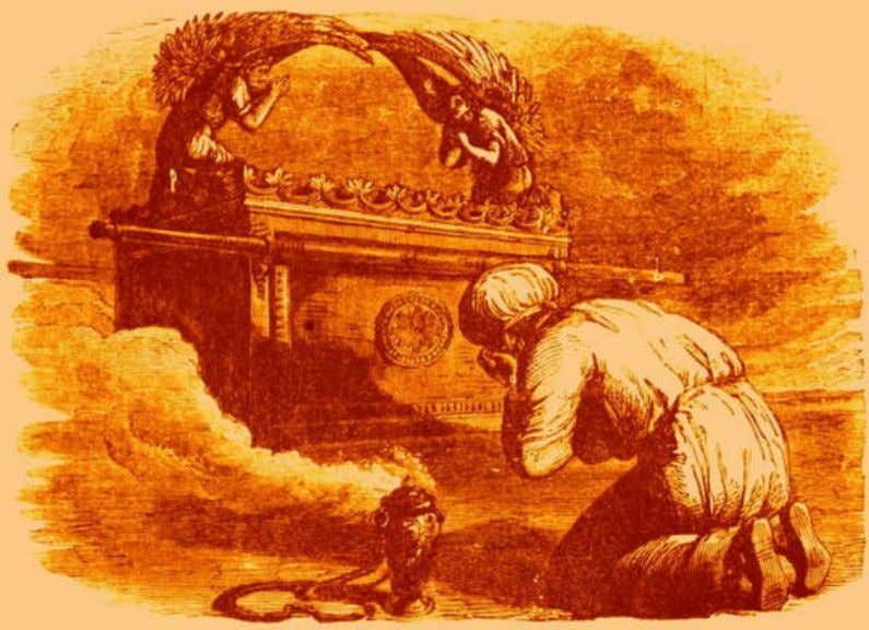 "Ark of the Covenant Elijah the Prophet - The Prophet Elijah Eliyahu Ha-Navi (""Elijah The Prophet"""