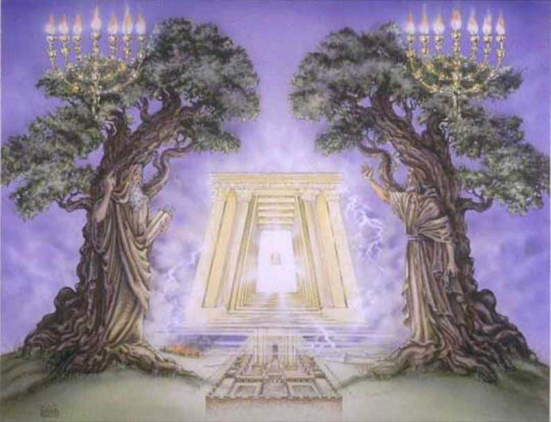 "Revelation 11:3-13 ""And I will give power unto my Two Witnesses, and they shall prophecy"