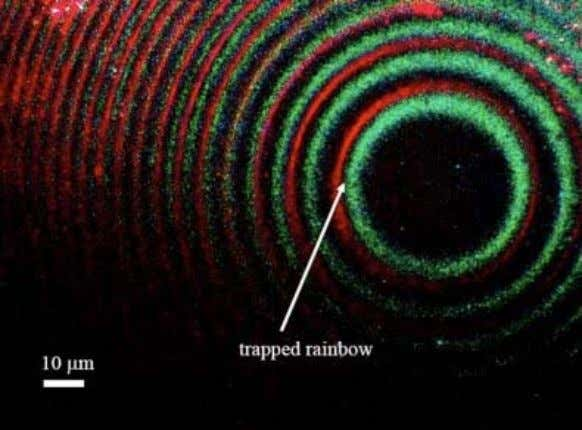 "R. Trines, RAL, UK Solitons-Found-in-t he-Earth-Magnetopause ""Trapped rainbow"" storage of light in metamaterials"