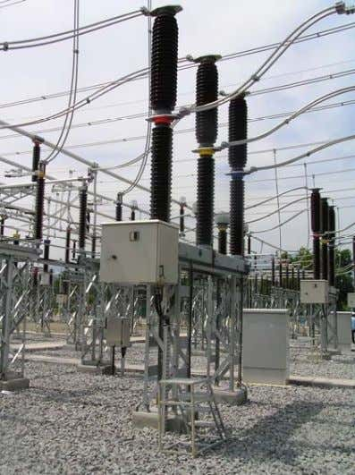: Protects and isolates the power system from faulted lines and equipment. Has the ability of