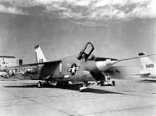6 ] All of the Crusader IIIs were later scrapped. Operators A view of the XF8U-3's