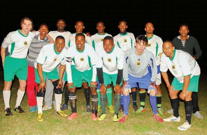 Women's Month 2 Stranger danger on Rhodes Crushes Sports Titans defeated Retief Renegades last week to