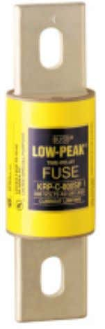Bussmann Power Distribution Fuses   LOW-PEAK ® (Time-Delay) KRP-C_SP (600V) 601 to 6000A 300,000AIR
