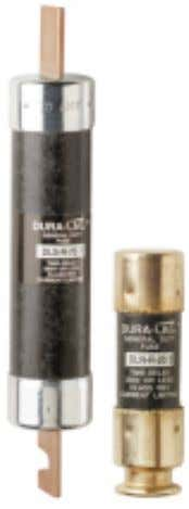 and other Class RK5 fuses. BIF No. 1017, 1018, 1019, 1020 DURALAG (Dual-Element, Time-Delay) Construction Grade