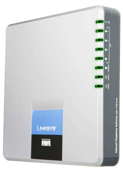 Linksys SPA400 Trixbox Integration Guide Access Point – Connecting You & Your Customers. Contact :