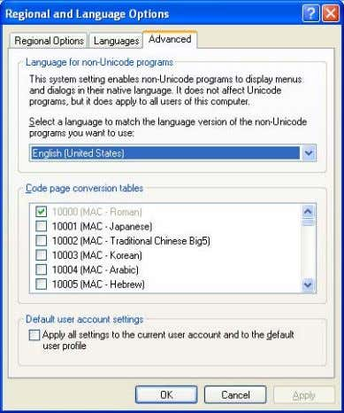 You will be asked to restart Windows, and then restart it. Advance tab English (United States)